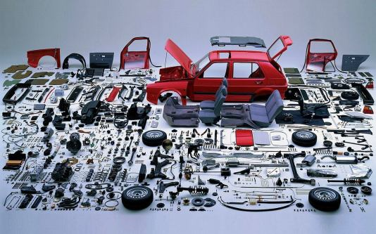 disassembled-vw