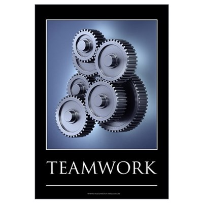 teamwork_motivational_poster_wall_art